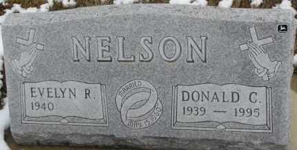 NELSON, DONALD C. - Dixon County, Nebraska | DONALD C. NELSON - Nebraska Gravestone Photos