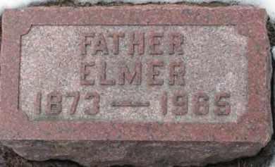 NELSON, ELMER - Dixon County, Nebraska | ELMER NELSON - Nebraska Gravestone Photos