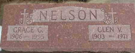NELSON, GRACE G. - Dixon County, Nebraska | GRACE G. NELSON - Nebraska Gravestone Photos