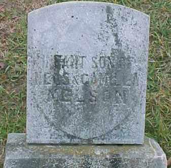 NELSON, INFANT - Dixon County, Nebraska   INFANT NELSON - Nebraska Gravestone Photos