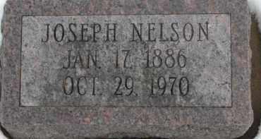 NELSON, JOSEPH - Dixon County, Nebraska | JOSEPH NELSON - Nebraska Gravestone Photos