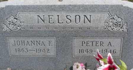 NELSON, PETER A. - Dixon County, Nebraska | PETER A. NELSON - Nebraska Gravestone Photos