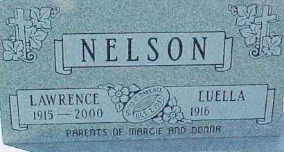 NELSON, LAWRENCE - Dixon County, Nebraska | LAWRENCE NELSON - Nebraska Gravestone Photos