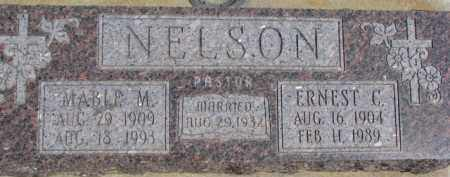 NELSON, MABLE M. - Dixon County, Nebraska | MABLE M. NELSON - Nebraska Gravestone Photos