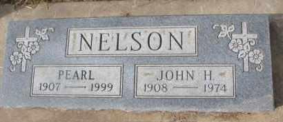 NELSON, PEARL - Dixon County, Nebraska | PEARL NELSON - Nebraska Gravestone Photos