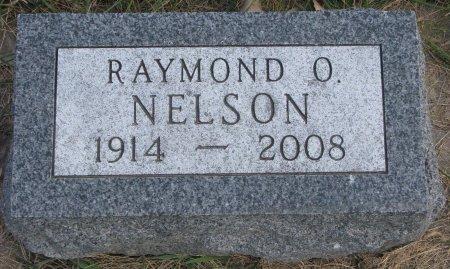 NELSON, RAYMOND O. - Dixon County, Nebraska | RAYMOND O. NELSON - Nebraska Gravestone Photos