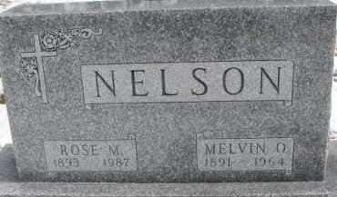 NELSON, ROSE M. - Dixon County, Nebraska | ROSE M. NELSON - Nebraska Gravestone Photos
