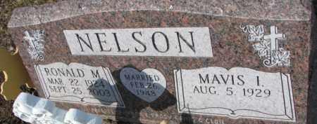 NELSON, RONALD M. - Dixon County, Nebraska | RONALD M. NELSON - Nebraska Gravestone Photos