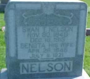NELSON, BENGTA - Dixon County, Nebraska | BENGTA NELSON - Nebraska Gravestone Photos