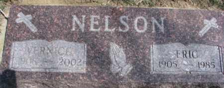 NELSON, VERNICE - Dixon County, Nebraska   VERNICE NELSON - Nebraska Gravestone Photos