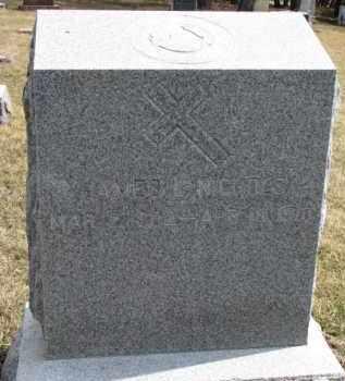 NICHOLS, JAMES L. - Dixon County, Nebraska | JAMES L. NICHOLS - Nebraska Gravestone Photos