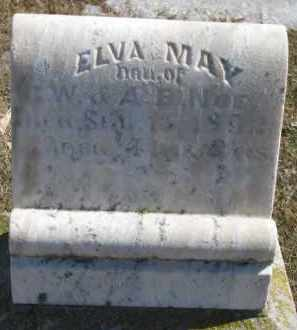 NOE, ELVA MAY - Dixon County, Nebraska | ELVA MAY NOE - Nebraska Gravestone Photos