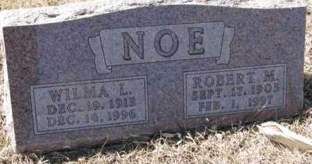 NOE, WILMA L. - Dixon County, Nebraska | WILMA L. NOE - Nebraska Gravestone Photos