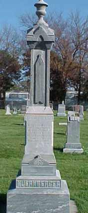 NUERNBERGER, LOUIS - Dixon County, Nebraska | LOUIS NUERNBERGER - Nebraska Gravestone Photos