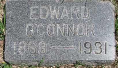 O'CONNOR, EDWARD - Dixon County, Nebraska | EDWARD O'CONNOR - Nebraska Gravestone Photos