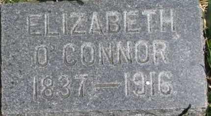 O'CONNOR, ELIZABETH - Dixon County, Nebraska   ELIZABETH O'CONNOR - Nebraska Gravestone Photos