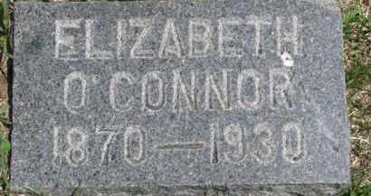 O'CONNOR, ELIZABETH - Dixon County, Nebraska | ELIZABETH O'CONNOR - Nebraska Gravestone Photos