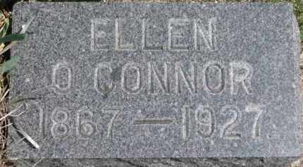 O'CONNOR, ELLEN - Dixon County, Nebraska | ELLEN O'CONNOR - Nebraska Gravestone Photos