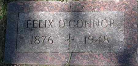 O'CONNOR, FELIX - Dixon County, Nebraska   FELIX O'CONNOR - Nebraska Gravestone Photos