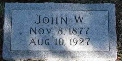 O'CONNOR, JOHN W. - Dixon County, Nebraska | JOHN W. O'CONNOR - Nebraska Gravestone Photos