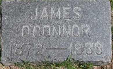 O'CONNOR, JAMES - Dixon County, Nebraska   JAMES O'CONNOR - Nebraska Gravestone Photos