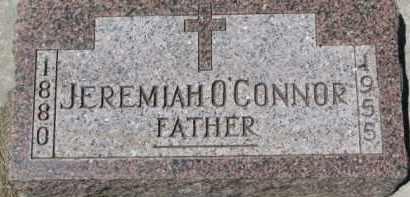 O'CONNOR, JEREMIAH - Dixon County, Nebraska | JEREMIAH O'CONNOR - Nebraska Gravestone Photos