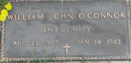 O'CONNOR, WILLIAM JOHN (MILITARY MARKER) - Dixon County, Nebraska | WILLIAM JOHN (MILITARY MARKER) O'CONNOR - Nebraska Gravestone Photos