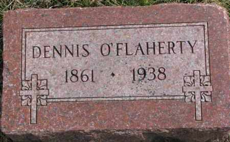 O'FLAHERTY, DENNIS - Dixon County, Nebraska | DENNIS O'FLAHERTY - Nebraska Gravestone Photos
