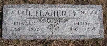 O'FLAHERTY, EDWARD - Dixon County, Nebraska   EDWARD O'FLAHERTY - Nebraska Gravestone Photos