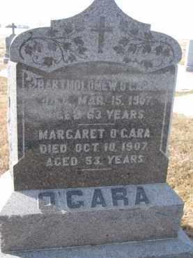 O'GARA, MARGARET - Dixon County, Nebraska | MARGARET O'GARA - Nebraska Gravestone Photos