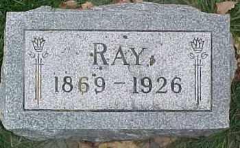 OLIVER, RAY - Dixon County, Nebraska   RAY OLIVER - Nebraska Gravestone Photos