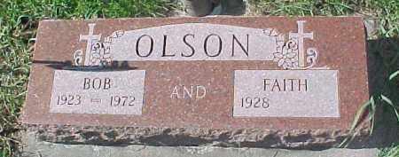 OLSON, FAITH - Dixon County, Nebraska | FAITH OLSON - Nebraska Gravestone Photos