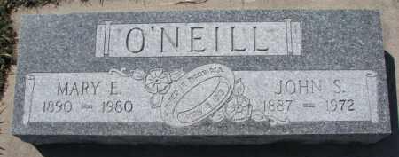 O'NEILL, MARY E. - Dixon County, Nebraska | MARY E. O'NEILL - Nebraska Gravestone Photos
