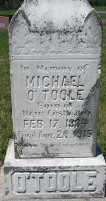 O'TOOLE, MICHAEL - Dixon County, Nebraska | MICHAEL O'TOOLE - Nebraska Gravestone Photos