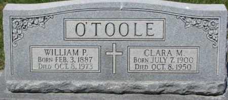 O'TOOLE, CLARA M. - Dixon County, Nebraska | CLARA M. O'TOOLE - Nebraska Gravestone Photos