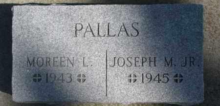 PALLAS, JOSEPH M. JR. - Dixon County, Nebraska | JOSEPH M. JR. PALLAS - Nebraska Gravestone Photos