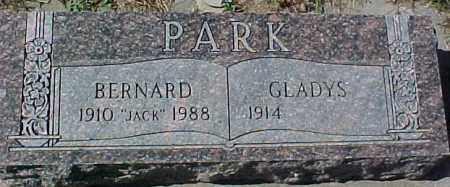 PARK, GLADYS - Dixon County, Nebraska | GLADYS PARK - Nebraska Gravestone Photos