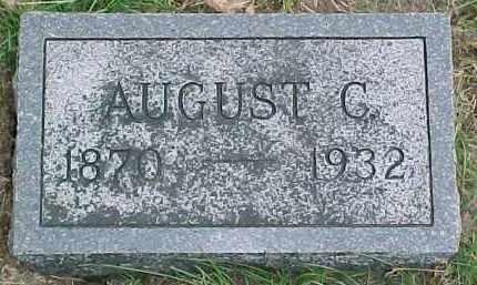 PAUL, AUGUST C. - Dixon County, Nebraska | AUGUST C. PAUL - Nebraska Gravestone Photos