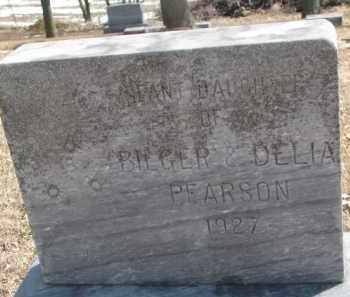 PEARSON, INFANT - Dixon County, Nebraska | INFANT PEARSON - Nebraska Gravestone Photos