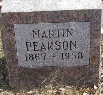 PEARSON, MARTIN - Dixon County, Nebraska   MARTIN PEARSON - Nebraska Gravestone Photos