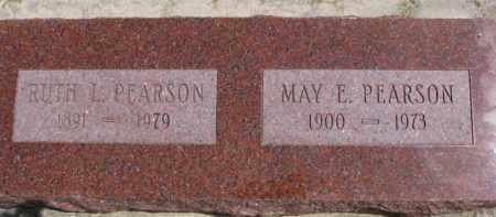 PEARSON, RUTH L. - Dixon County, Nebraska | RUTH L. PEARSON - Nebraska Gravestone Photos