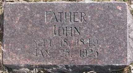 PETERSON, JOHN - Dixon County, Nebraska | JOHN PETERSON - Nebraska Gravestone Photos