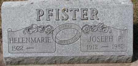 PFISTER, HELENMARIE - Dixon County, Nebraska | HELENMARIE PFISTER - Nebraska Gravestone Photos
