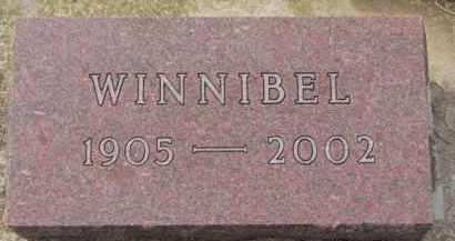 PIPAL, WINNIBEL - Dixon County, Nebraska | WINNIBEL PIPAL - Nebraska Gravestone Photos