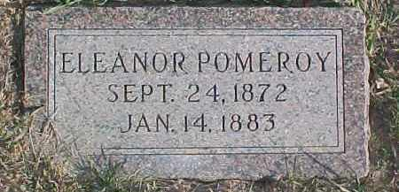 POMEROY, ELEANOR - Dixon County, Nebraska | ELEANOR POMEROY - Nebraska Gravestone Photos