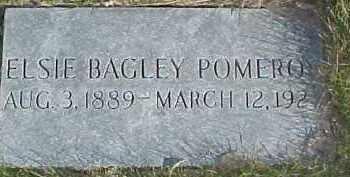 POMEROY, ELSIE - Dixon County, Nebraska   ELSIE POMEROY - Nebraska Gravestone Photos