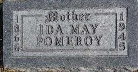 HAMLIN POMEROY, IDA MAY - Dixon County, Nebraska | IDA MAY HAMLIN POMEROY - Nebraska Gravestone Photos