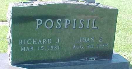 POSPISIL, RICHARD J. - Dixon County, Nebraska | RICHARD J. POSPISIL - Nebraska Gravestone Photos