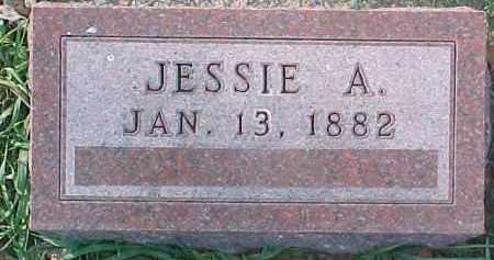 PRANGER, JESSIE A. - Dixon County, Nebraska   JESSIE A. PRANGER - Nebraska Gravestone Photos