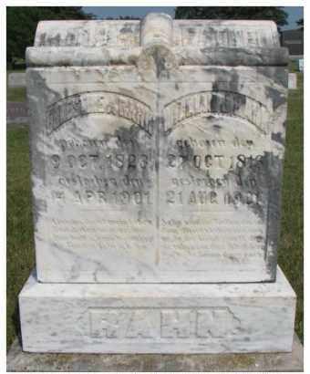 RAHN, WILLIAM J. - Dixon County, Nebraska | WILLIAM J. RAHN - Nebraska Gravestone Photos